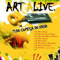 Logo do canal Art Alive