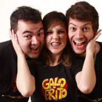 Logo do canal GALO FRITO